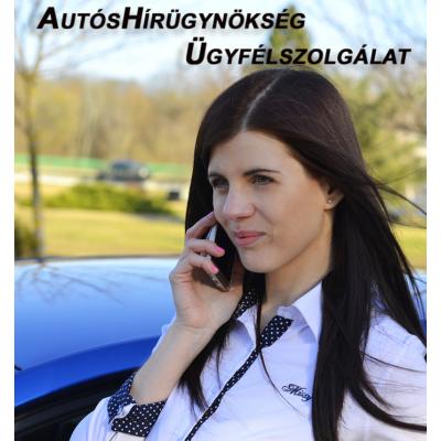 AutósHírügynökség ügyfélszolgálat