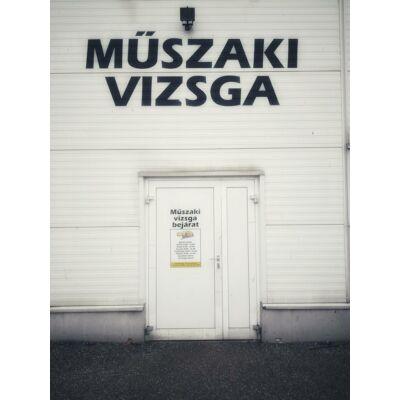 Műszaki Vizsga Szeged - Bázis Kontroll