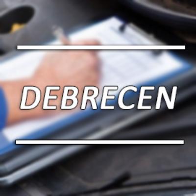 Jármű átírás Debrecen