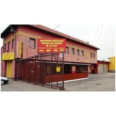 Műszaki Vizsga 20.kerület - Kéve Kft.