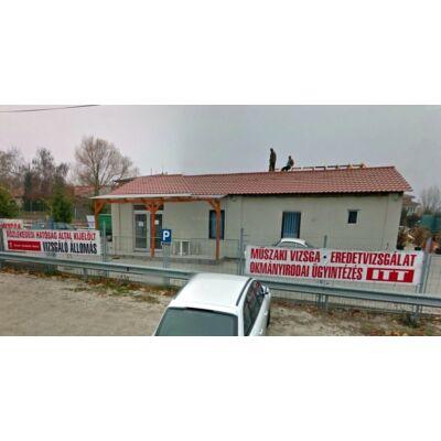 Eredetiségvizsgálat  Budakeszi - Ural Motor Bp.